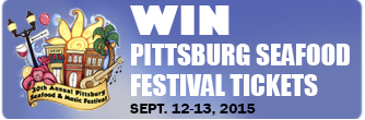 Win Pittsburg Seafood Festival Tickets