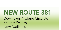 New Route 381