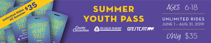 Summer Youth Pass 2019