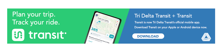 Transit is now TDT's official mobile app
