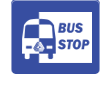 Bus Stop Locations